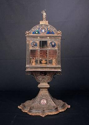 Resurrecting Photograph - Paolo Di Giovanni Sogliani, Reliquary by Everett