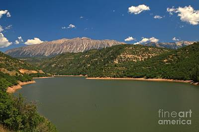 Photograph - Paonia Reservoir  by Adam Jewell
