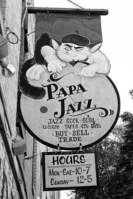 Photograph - Papa Jazz 2 by Joseph C Hinson Photography