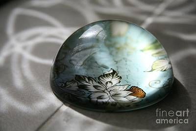 Photograph - Paperweight by Lynn England