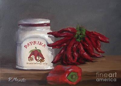 Paprika Art Print