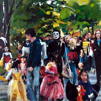Parade I Art Print by Mia Merlin