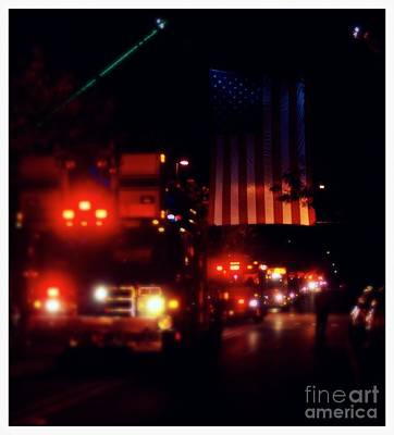 Frank J Casella Royalty-Free and Rights-Managed Images - Parade of Lights by Frank J Casella
