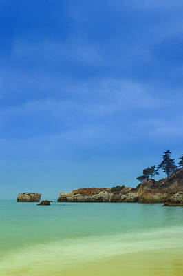 Algarve Wall Art - Photograph - Paradise Beach by Marco Oliveira