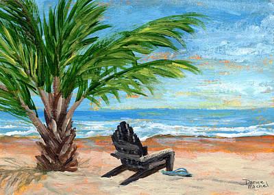 Painting - Paradise  by Darice Machel McGuire