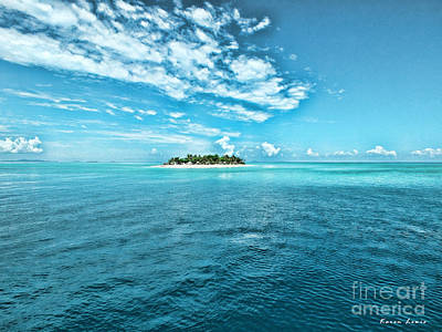 Photograph - Paradise In Fiji by Karen Lewis