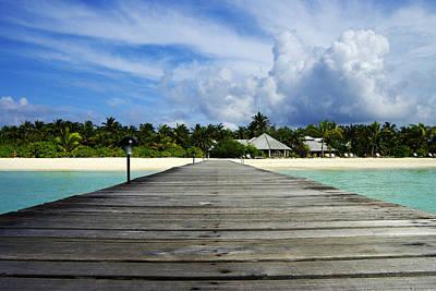 Silence Photograph - Paradise Island by Elena Paskova