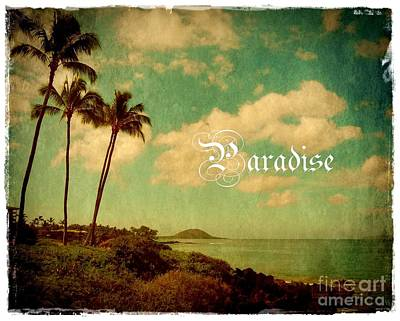 Photograph - Paradise by Patricia Strand