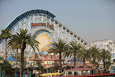 Photograph - Paradise Pier by Michael Albright