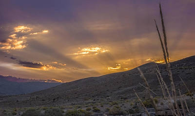 Desert Sunset Photograph - Paramount by Jeremy Jensen
