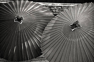 Parasols In The Sun Original