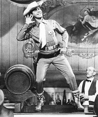 Pardners, Jerry Lewis, 1956 Art Print by Everett