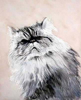 Painting - Pardon Me by Betty-Anne McDonald