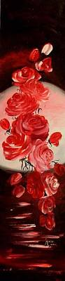 Parfum De Trandafiri Art Print by Mariana Oros