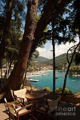 Photograph - Parga Town - 3 by James Lavott