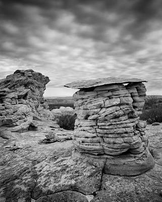 Paria Sandstone Art Print by Leland D Howard