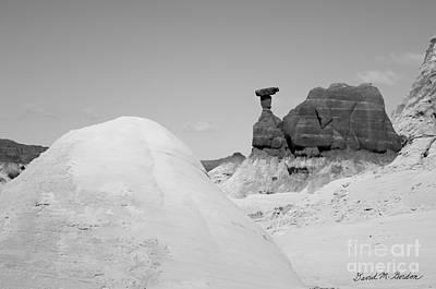 Paria Utah V Art Print by Dave Gordon