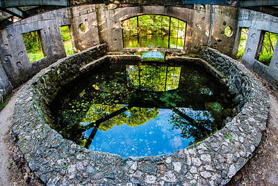 Photograph - Paridise Springs by Brad Bellisle