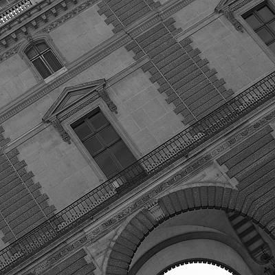 Photograph - Paris Arch by Cheryl Miller