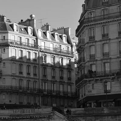 Photograph - Paris Architecture 1.2 by Cheryl Miller