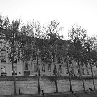 Photograph - Paris Architecture 1.3 by Cheryl Miller