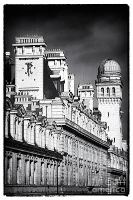 Paris Photograph - Paris Architecture II by John Rizzuto