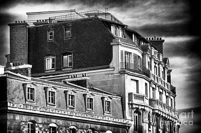Photograph - Paris Architecture Iv by John Rizzuto