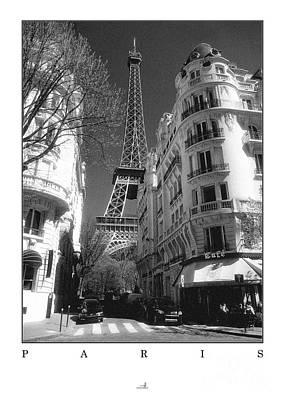 Paris Art Print by ARTSHOT - Photographic Art