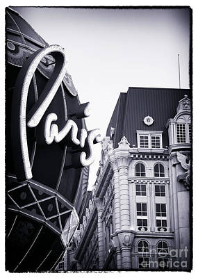 Photograph - Paris Balloon by John Rizzuto