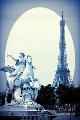 Photograph - Paris Blues by Carol Groenen