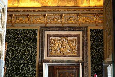 Versailles Photograph - Paris France - 011325 by DC Photographer