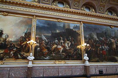 Versailles Photograph - Paris France - 011364 by DC Photographer