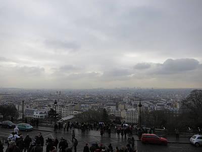 The Photograph - Paris France - Basilica Of The Sacred Heart - Sacre Coeur - 12123 by DC Photographer