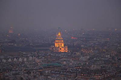 Paris France - Eiffel Tower - 011320 Art Print by DC Photographer