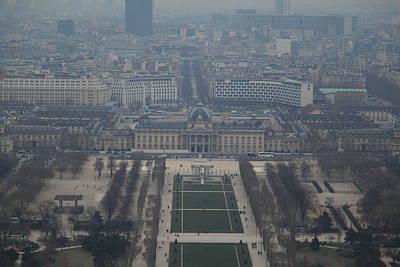 Romance Photograph - Paris France - Eiffel Tower - 01134 by DC Photographer