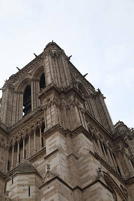 Paris France - Notre Dame De Paris - 01139 Art Print