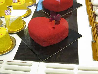 Chocolate Photograph - Paris France - Pastries - 1212101 by DC Photographer
