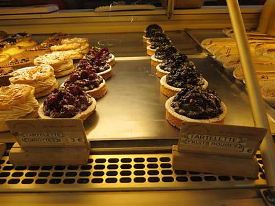 Chocolate Photograph - Paris France - Pastries - 121218 by DC Photographer