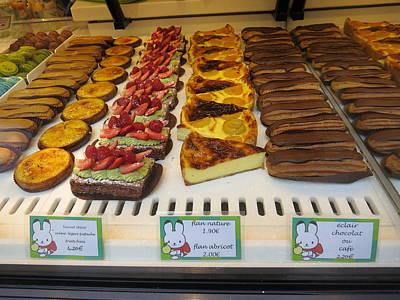 Truffle Photograph - Paris France - Pastries - 121236 by DC Photographer