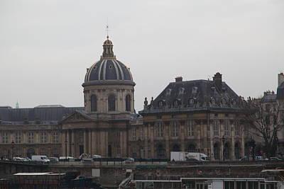 Tables Photograph - Paris France - Street Scenes - 011338 by DC Photographer