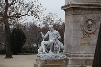 Paris Photograph - Paris France - Street Scenes - 011376 by DC Photographer