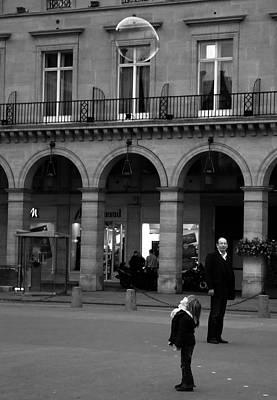 Photograph - Paris 1 by Steven Richman