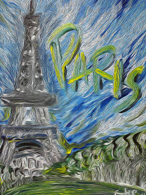 Rights Managed Images - Paris Royalty-Free Image by GR Cotler