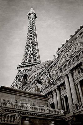 Paris Digital Art - Paris Hotel by Maria Angelica Maira
