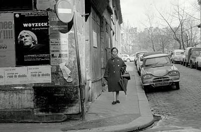 Photograph - Paris In The 1960s by Glenn McCurdy