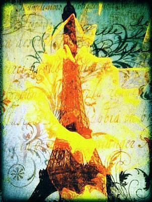 Paris In The Springtime Original