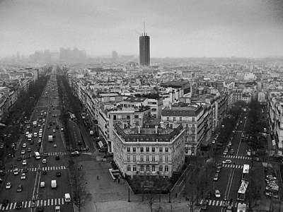 Paris In Winter Original