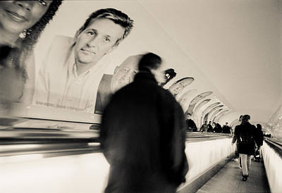 Photograph - Paris Metro 3 by Matthew Pace