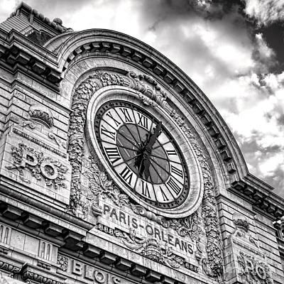 Photograph - Paris Orleans by Olivier Le Queinec