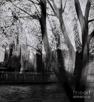 Photograph - Paris Reminiscence by Michaela Stejskalova